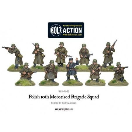 10th Motorised Brigade Squad
