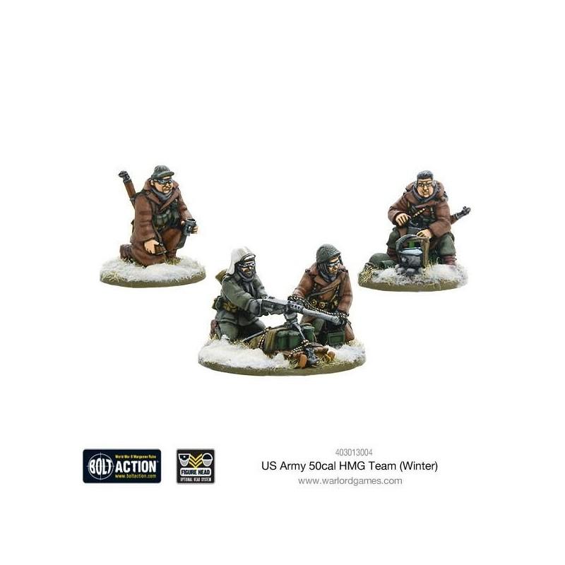 US Army 50cal HMG Team (Winter)