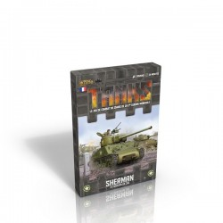 TANKS • Sherman - Extension de jeu