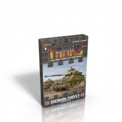 TANKS • Sherman Firefly - Extension de jeu