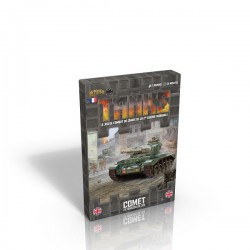 TANKS • Comet - Extension de jeu