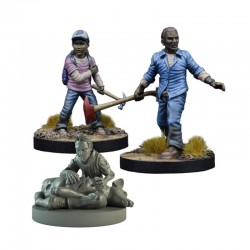 Booster Lee&Clementine (Edition limitée)