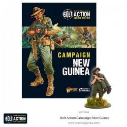 Campaign New Guinea - Nouvelle Guinée
