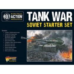 Tank War Soviet starter set - FR