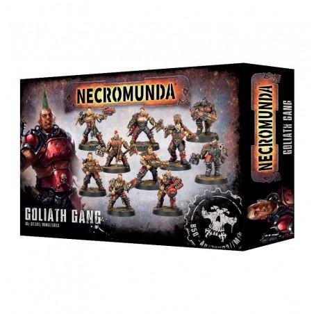 Necromunda Gang Goliath