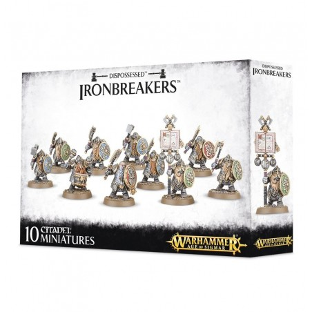 Dispossessed Ironbreakers