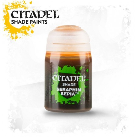 Shade: Seraphim Sepia - 24ml