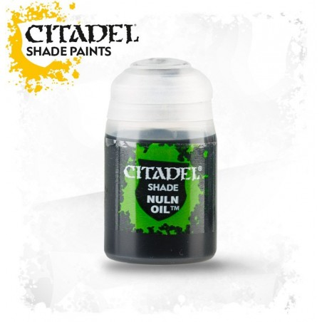 Shade: Nuln Oil - 24ml