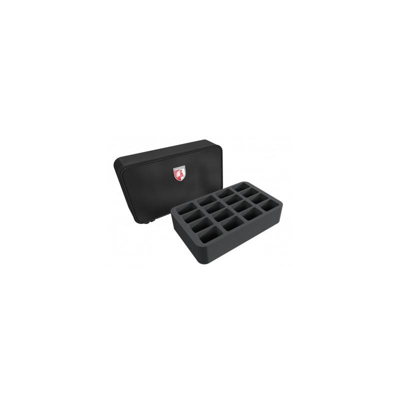 Feldherr MINI Case for 16 Blood Bowl miniatures - 2016 Edition
