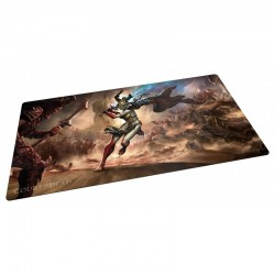 Court of the Dead Play-Mat Death's Valkyrie 61 x 35 cm