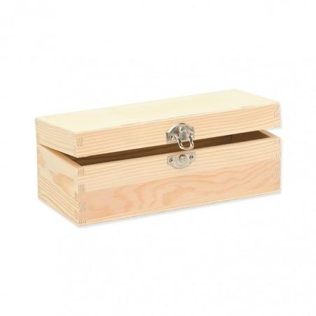 Boîte rectangle 20x8,5x7,5cm FSC