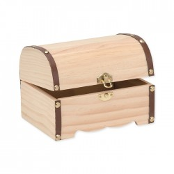 Boîte à trésor 180x130x125mm FSC