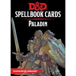 Dungeons & Dragons : Cartes de sorts: Paladin