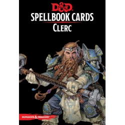 Dungeons & Dragons : Cartes de sorts: Clerc