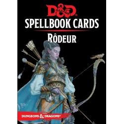 Dungeons & Dragons : Cartes de sorts: Rodeur