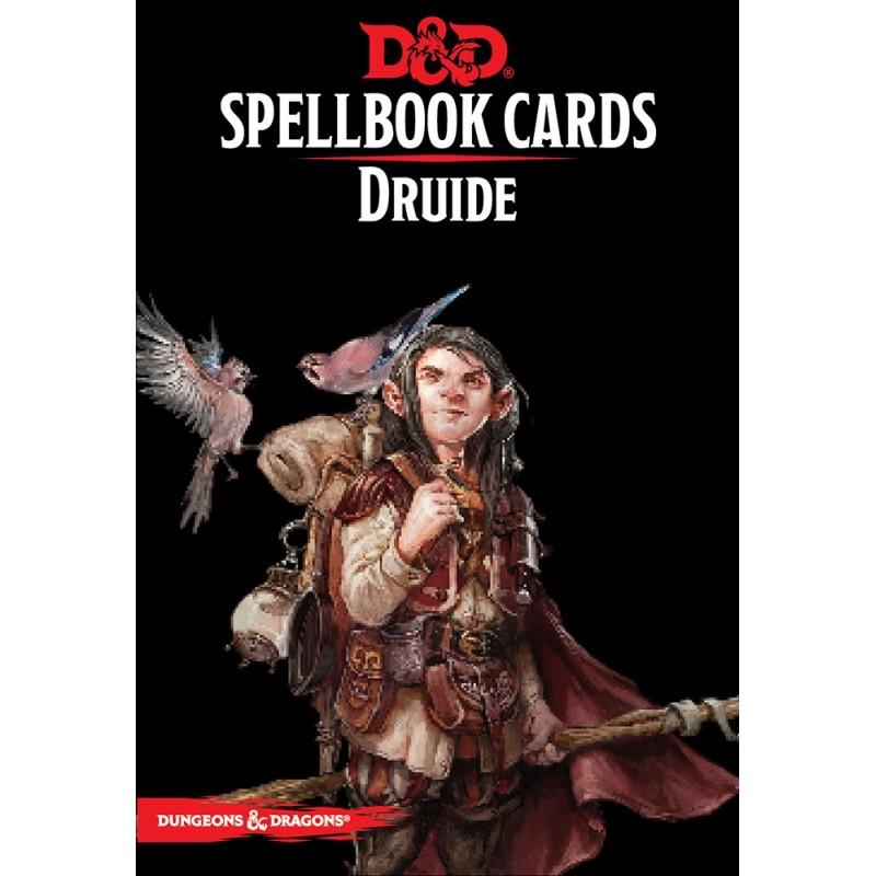 Dungeons & Dragons : Cartes de sorts: Druide