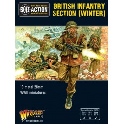 BritishInfantry section (Winter)