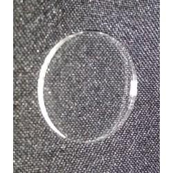 Socle rond diamètre 50mm transparent