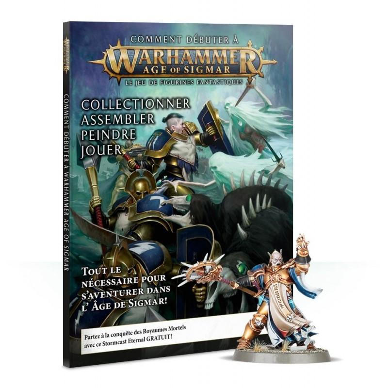 Comment débuter à Warhammer Age of Sigmar