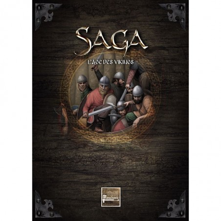 Univers Saga : l'Âge des Vikings