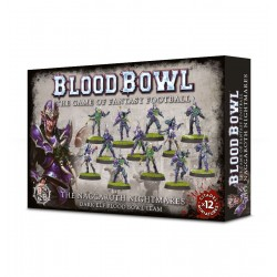 The Naggaroth Nightmares - BLOOD BOWL TEAM