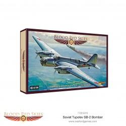 Soviet Tupolev ANT-40 (SB-2) Soviet Bomber