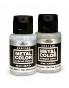 Gamme Vallejo Metal Color