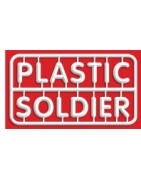 Figurines 15mm seconde guerre mondiale de la marque The Plastic Soldier Compagny